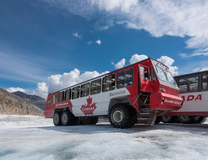 טיול מאורגן לרוקי'ס הקנדיים ואלסקה - UCA