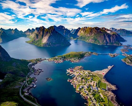טיול מאורגן לשבדיה, נורבגיה, דנמרק - KSB
