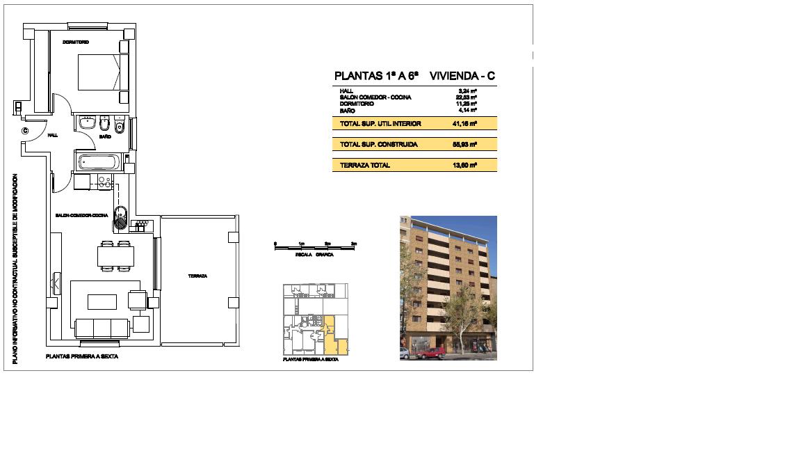 """Oportunidad apartamento en San Juan de la Peña, con posibilidad de garaje en la misma finca. Recién acondicionado. <span class=""""calle"""">Avenida San Juan de la Peña</span>"""