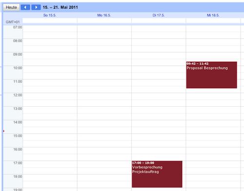 Aufgaben In Google Kalender