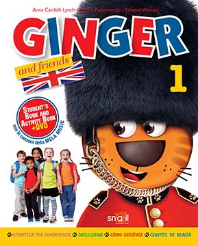 GINGER student book 1