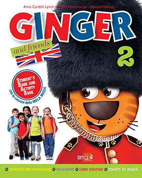 GINGER student book 2