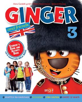 GINGER student book 3