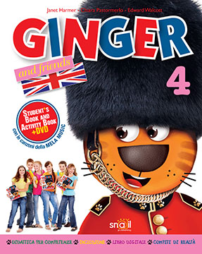 GINGER student book 4