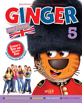 GINGER student book 5