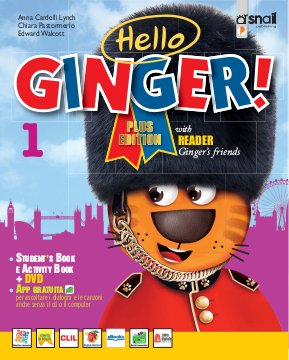 Hello GINGER! 1a