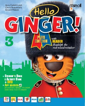 Hello GINGER! 3a