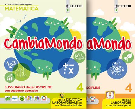 Cambiamondo 4 Matematica Scienze