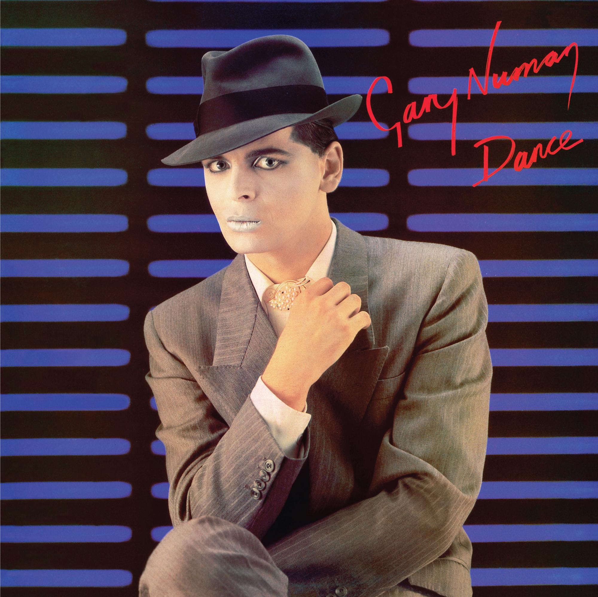 Numan Gary Dance Vinyl Reissue The Arkive