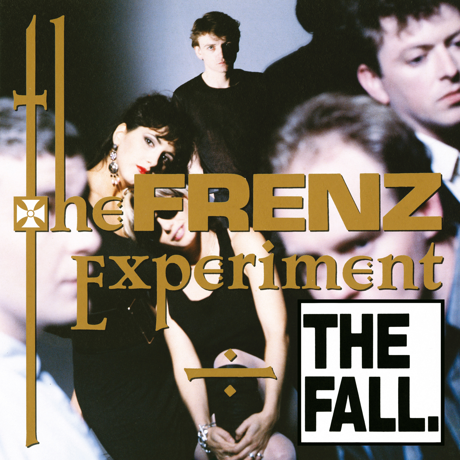 Cover of The Fall - Frenz Experiment