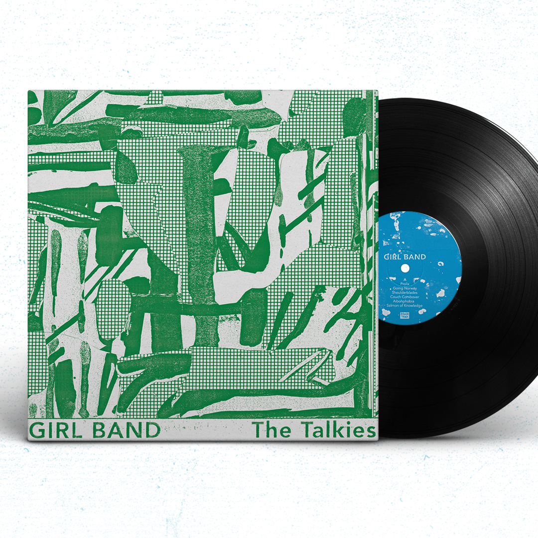 The Talkies Vinyl €20 + p&p