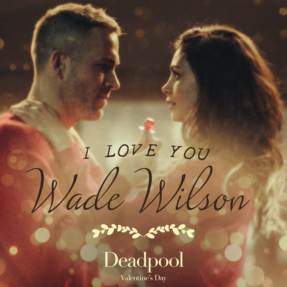 Deadpool - I feel you Wade Wilson