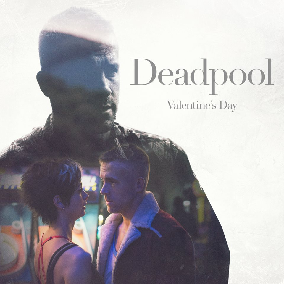Deadpool Valentines Day
