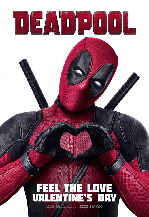 Deadpool Feel the Love