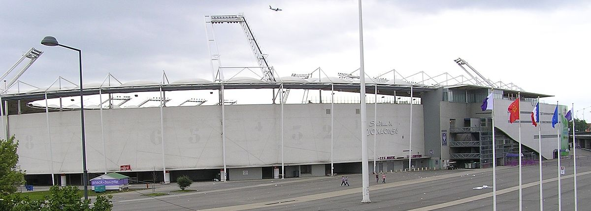 Stadium Municipal 2
