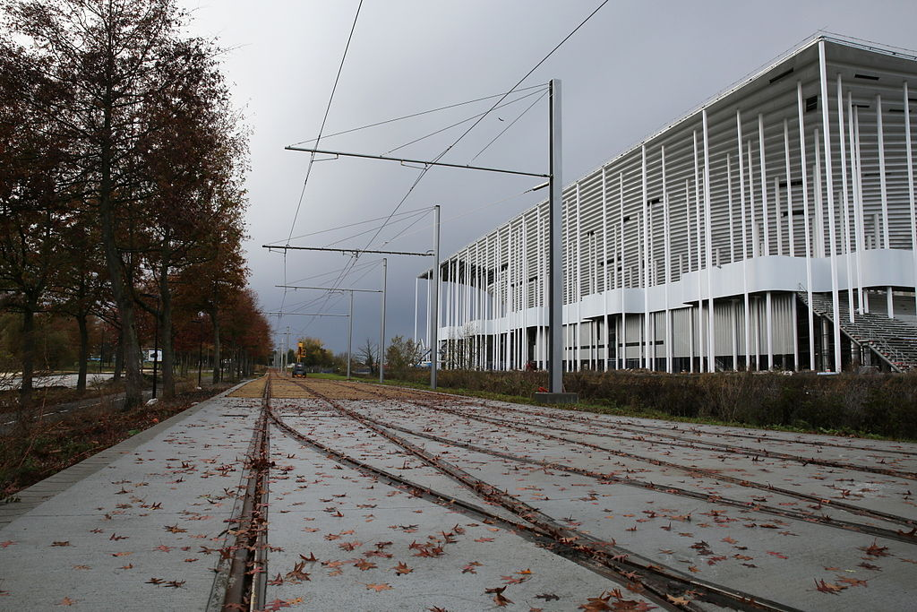 Stade de Bordeaux Bild
