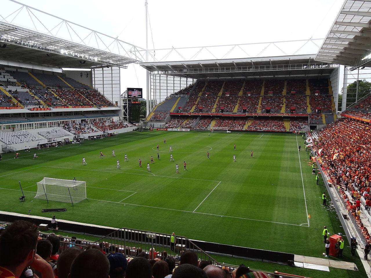 Stade Bollart-Delelis