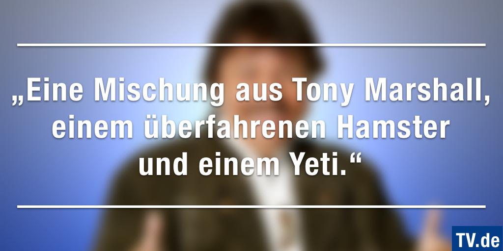 """Oliver Kalkofe über Achim Mentzel: """"Eine Mischung aus Tony Marshall, einem überfahrenen Hamster und einem Yeti"""""""