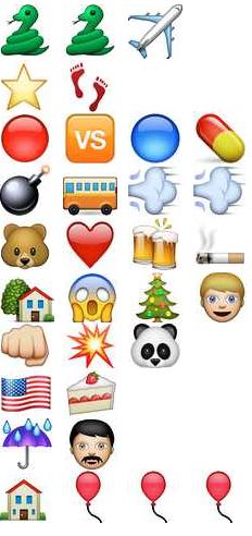 Emoji-Filmquiz