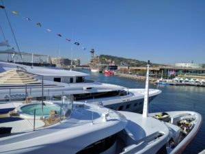 Rent a yacht barcelona mobile world congress