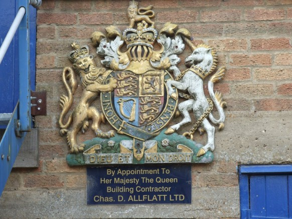 The Royal Warrant