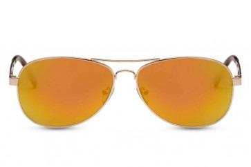 Luxurious Aviator Orange