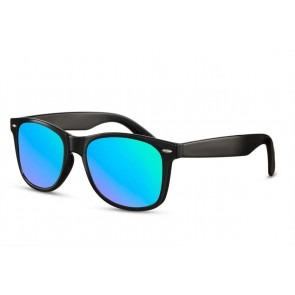 Wayfarer Green Mirror