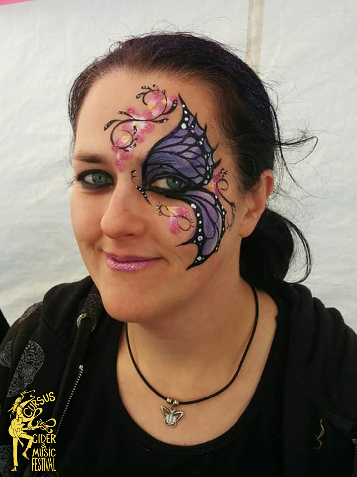 Sara Davies Butterfly