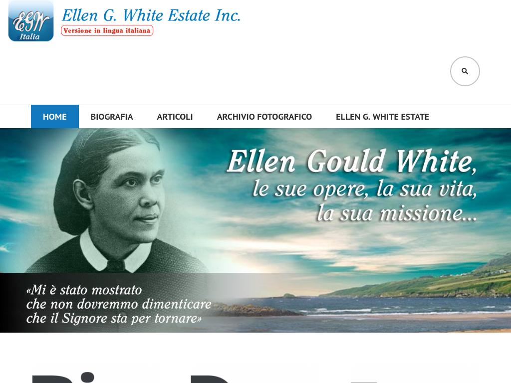 Ellen G. White Estate (Italia)