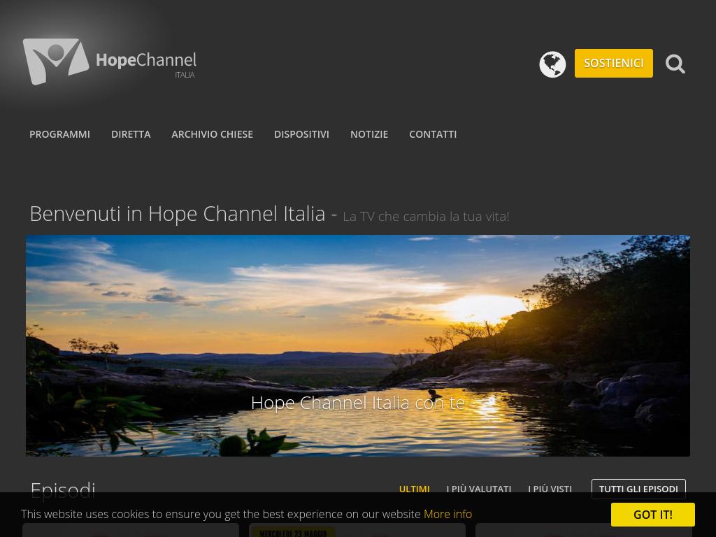 Hope Channel Italia