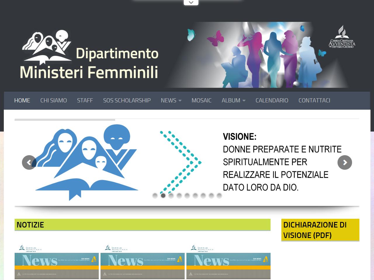 Ministeri Femminili