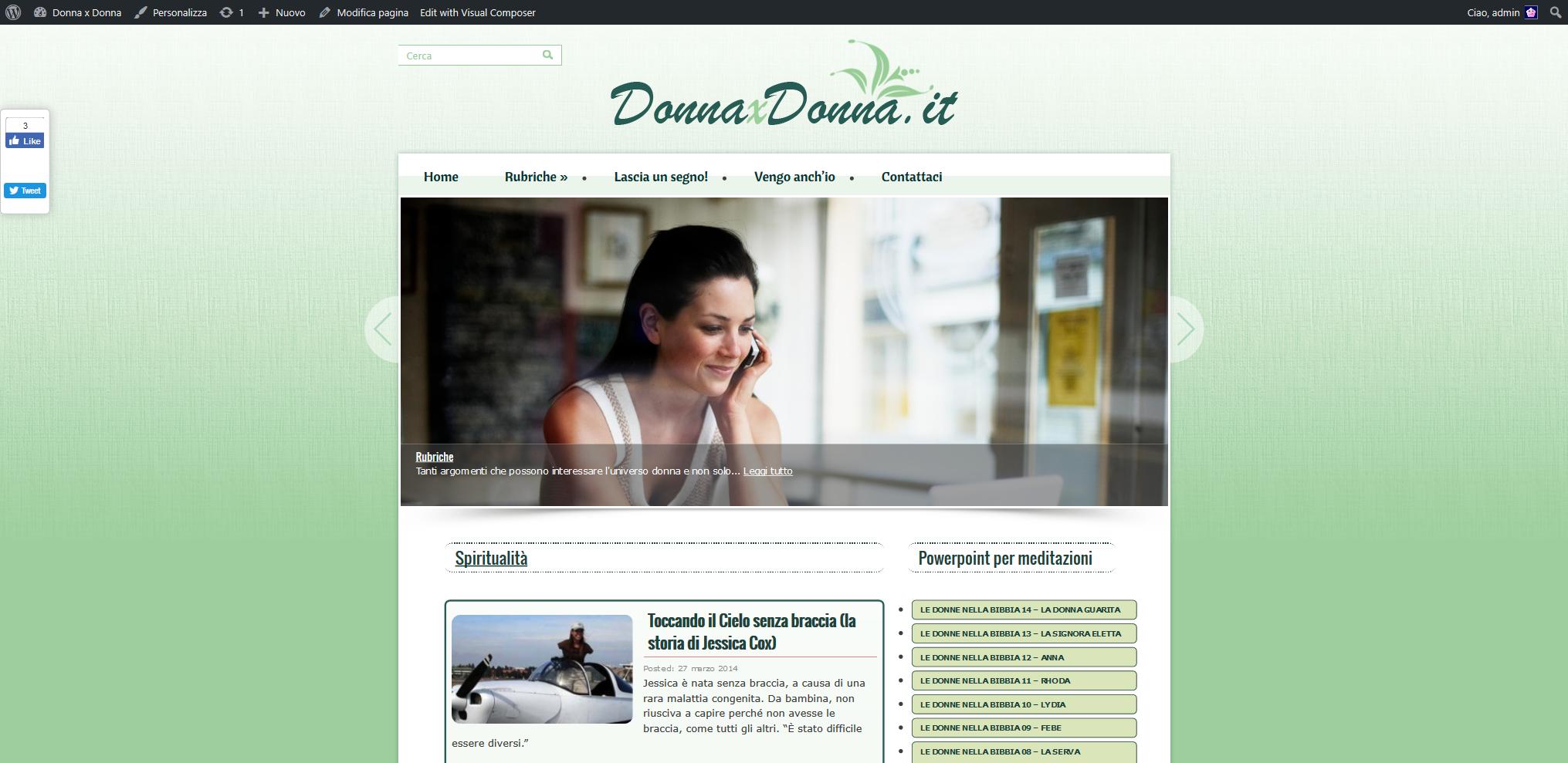 Donna X Donna