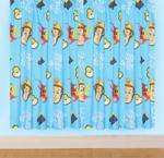 Fireman Sam Curtains - Hero