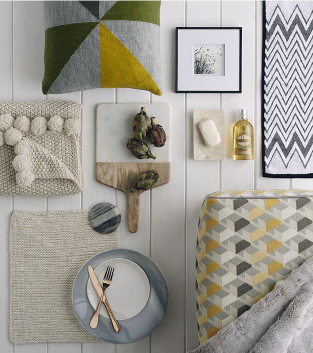 Emily Henson Scandi Styles M Amp S For Style And Living Home