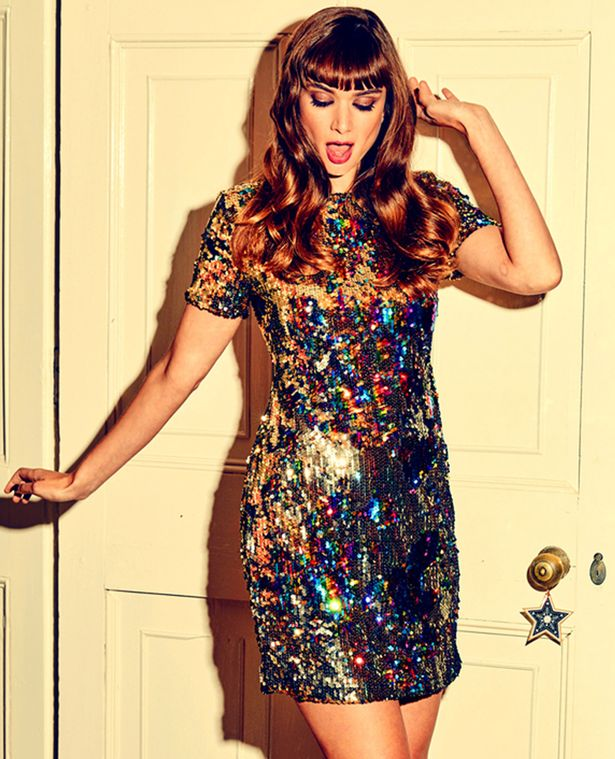 Perfect Christmas Party Dress: Carol Hayes Management