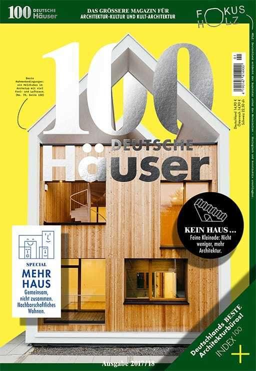 100 Deutsche Haeuser 17 18 01 Kleiner