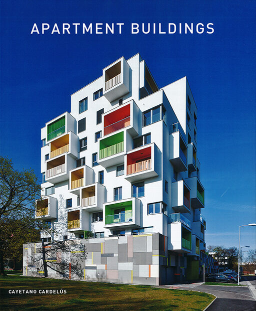Apartment Buildings Cayetano Cardelus Cover