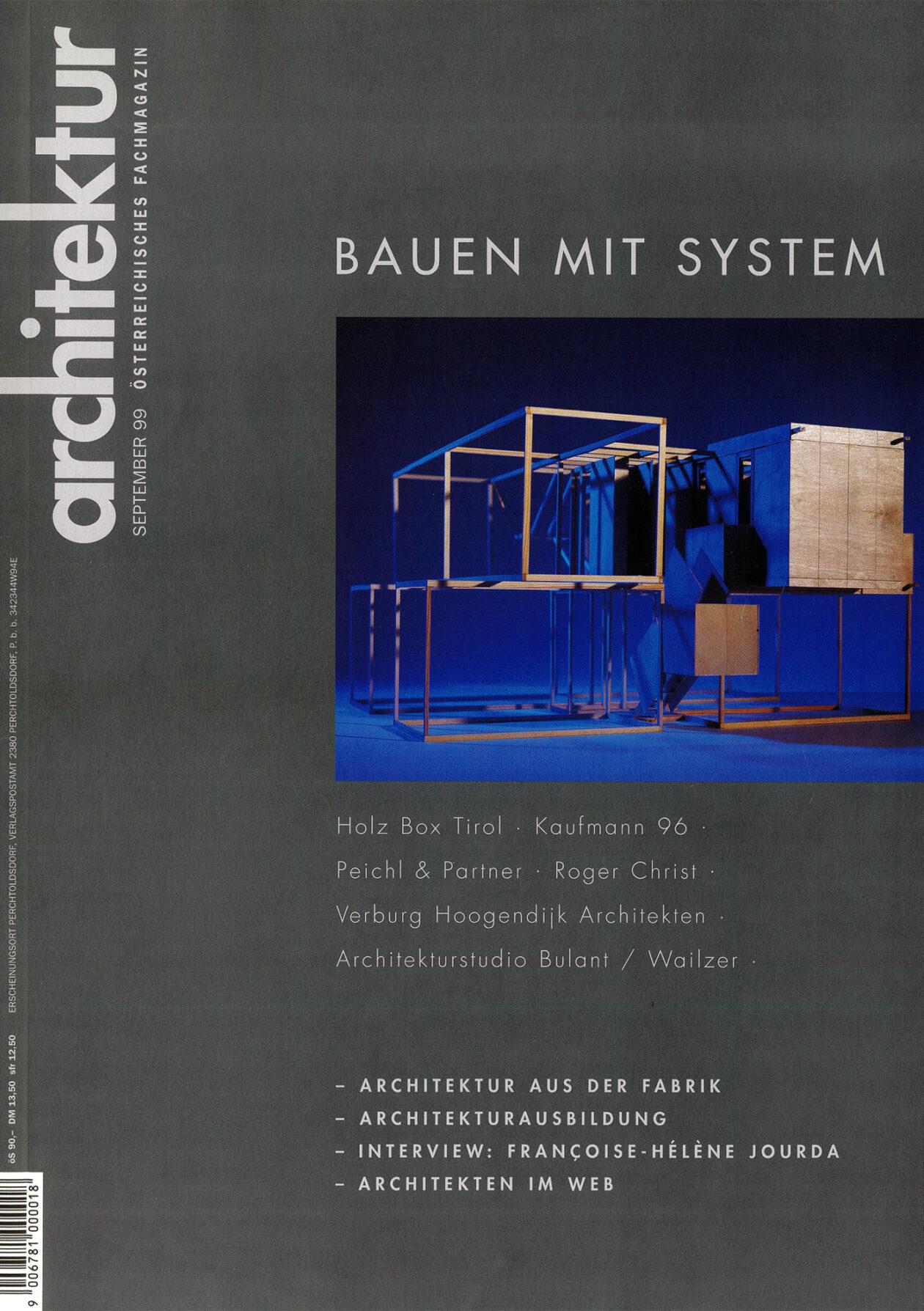 Architektur Bauen Mit System 01
