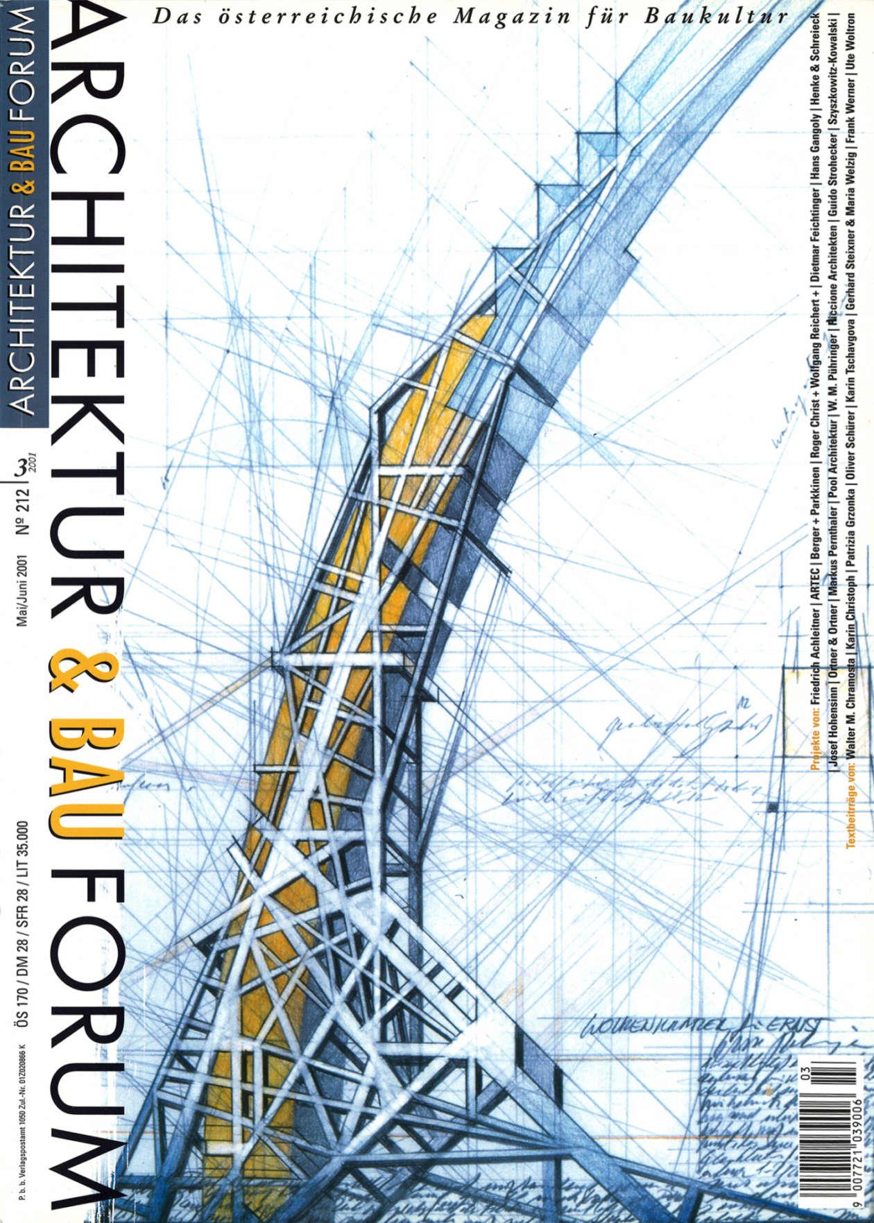 Architektur Bauforum 01