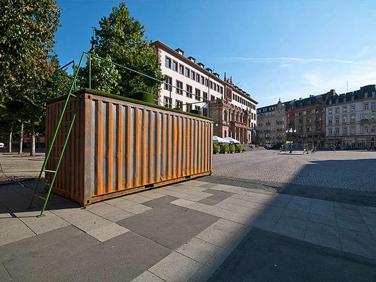 Ausstellungscontainer Wiesbaden 01