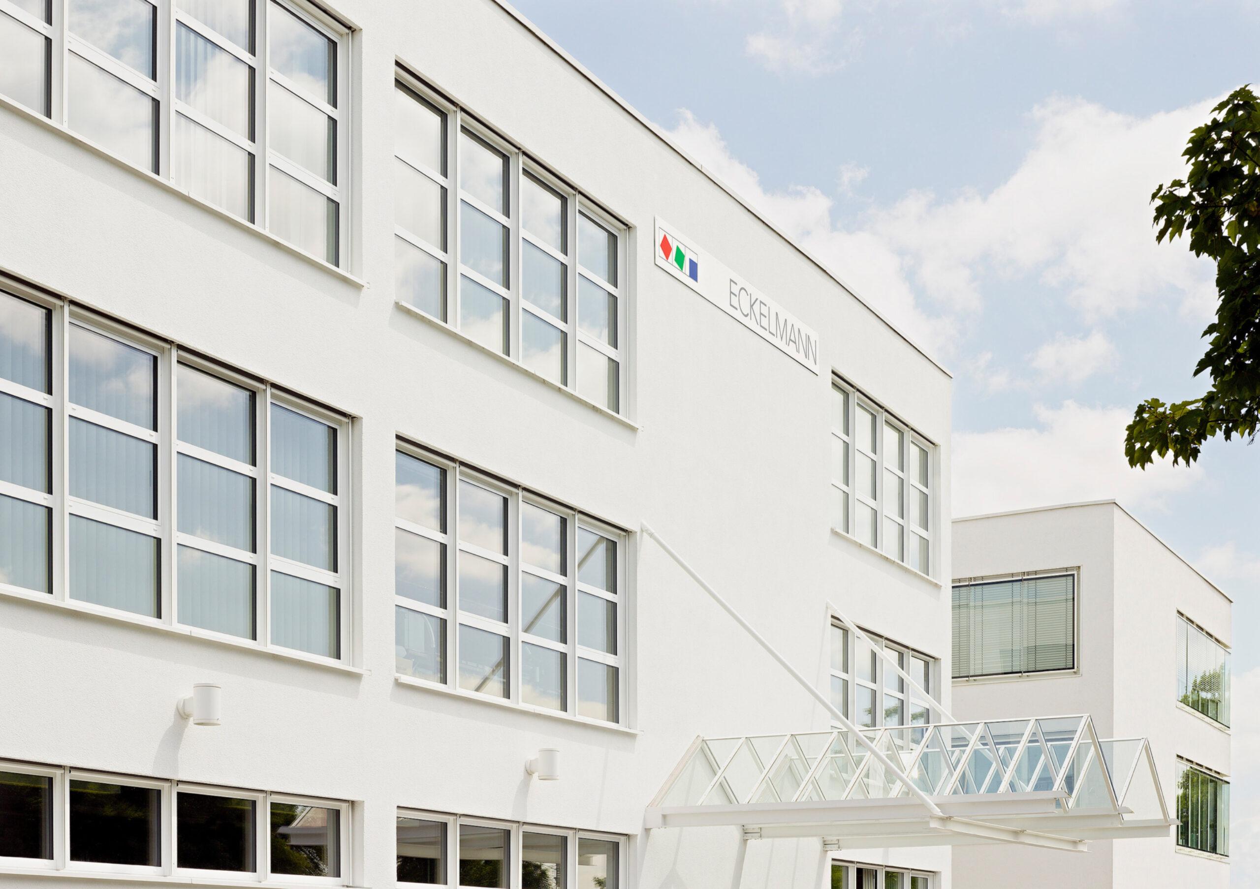 Eckelmann Fassadensanierung Wiesbaden 01
