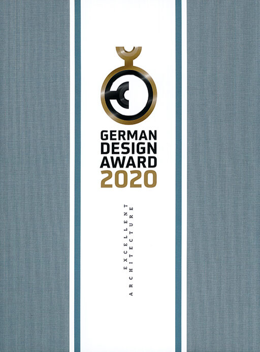 German Design Award 2020 Cover