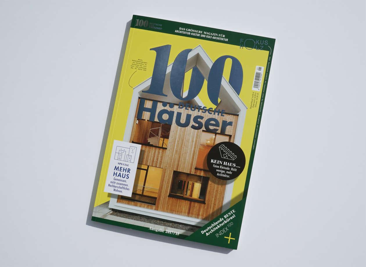 100 Deutsche Haeuser 01 Schraeg