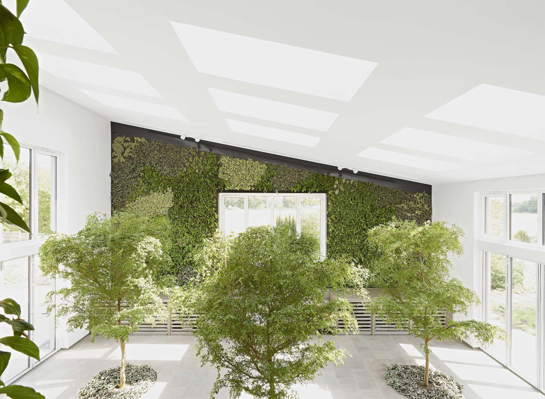 Neubau Buero Empfangs Und Ausstellungsgebaeude Gramenz Gmb H 02