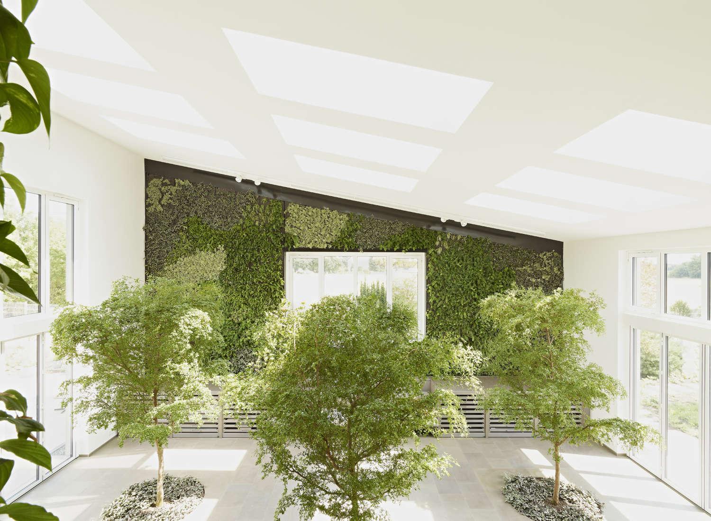 Neubau Buero Empfangs Und Ausstellungsgebaeude Gramenz Gmb H 02B