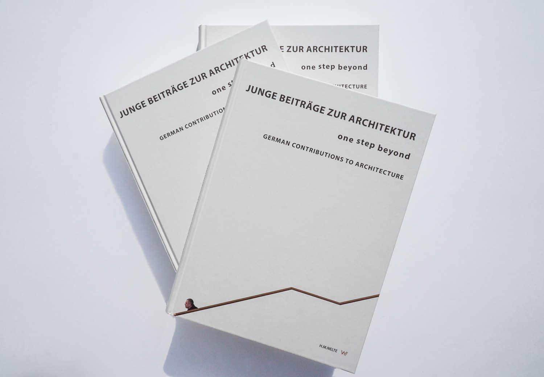 Junge Beitraege Zur Architektur Buch 01
