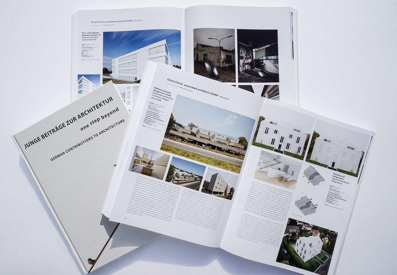 Junge Beitraege Zur Architektur Buch 02