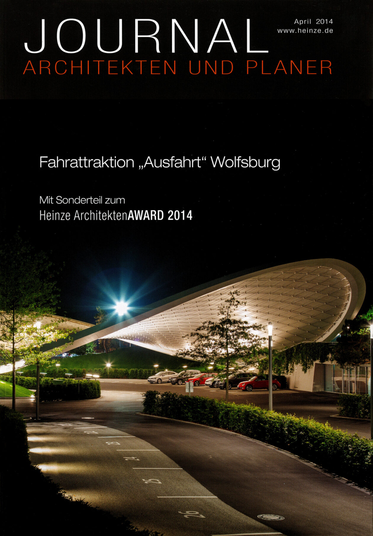 Journal Architekten Und Planer 01