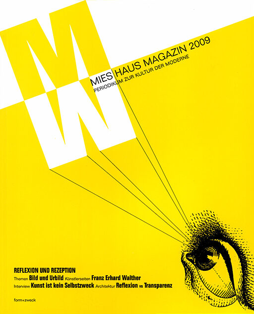 Mies Haus Magazin 2009 01