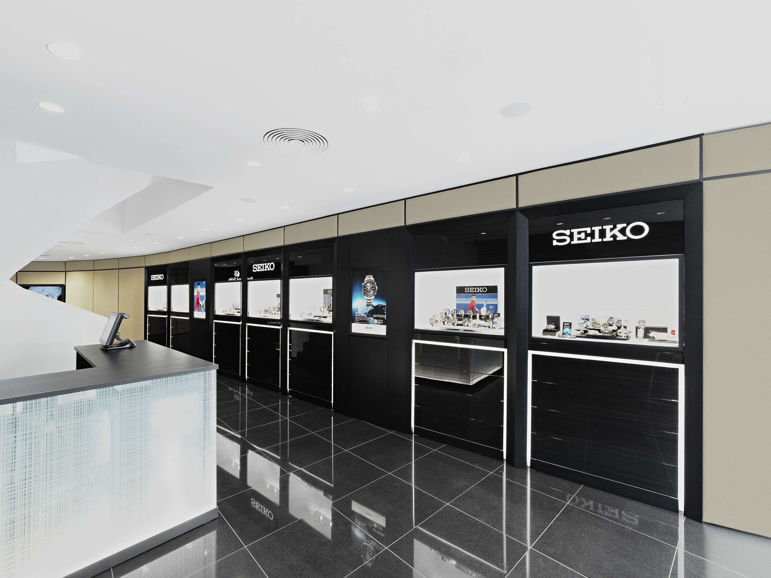 Seiko Boutique Frankfurt 02